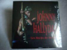 CD single Johnny Hallyday LES ROCKS DE BERCY 92-Neuf