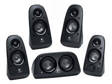 Logitech z 506 5.1 surround sound 3d haut-parleurs stéréo sans caisson de basses
