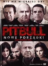 Pitbull Nowe Porzadki DVD Polski Film Szybka Wysylka Z PL Nowe Porządki