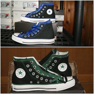 Converse Chuck Taylor All Star Upper High Sz 7 10 Black Shoes Men Women
