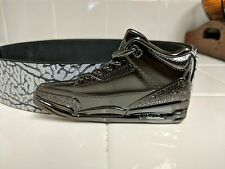 Nike Air Jordan LASER 3 CEMENT GREY Belts size L Jordan