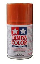 Tamiya Polycarbonate PS-61 Metallic Orange 100ml Spray TAM86061