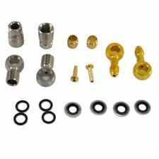 Jagwire HyFlow Quick-Fit Fitting Kit, For Formula ORO, HFA501