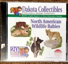 Dakota Collectibles North American Wildlife Babies 970347