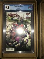 Amazing Spiderman Volume 5 #44 CGC 9.8 Marvel Zombies variant free shipping