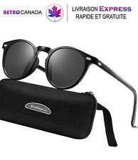 Lunettes de soleil pour Femmes hommes vintage UV400 / Vélo Golf Conduite Pêche..