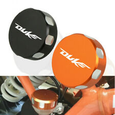 CNC Rear Brake Fluid Oil Reservoir Cover Cap For KTM DUKE 125/200/250 390 1290