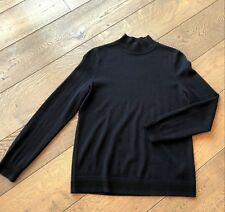 Schöner Pullover von COS - Wolle - Stehkragen - Dunkelblau - S - TOP Zustand