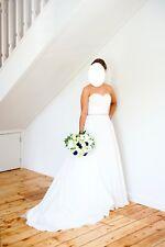 Mia Solano custom designed Wedding dress, size 6-8 worn once