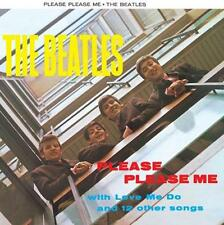 Beatles Please Please Me Steel Wall Sign 5055295332041