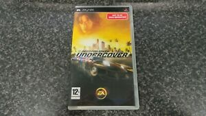 (Pa2) Need For Speed Undercover - PSP Game