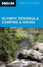Moon Spotlight Olympic Peninsula Camping & Hiking