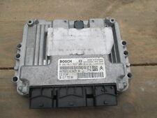 Citroën C4/307 1.6 HDI 90 BHP Engine ECU cerveau bosch 0 281 011 863 de 2006