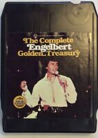 The Complete Golden Treasury 1980 8 Track Tape Engelbert Humperdinck