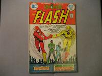 Flash #225 (DC Comics 1974) Low Grade