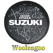 """Car Spare Wheel Cover Spare Tire Cover Soft Ba14"""" or 15"""" For Suzuki Grand Vitara"""