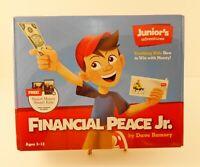 Financial Peace Jr. Dave Ramsey Junior's Adventures Smart Money Smart Kids NEW