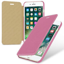 TETDED Premium Leather Case for Apple iPhone 7 Plus -- Dijon II (LC: Pink)