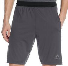 H552 • Adidas Speed Breaker Hype Shorts • NWT Mens Size 4XL Grey • #27622