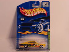 2001 HW Hotwheels TH Treasure Hunt DODGE CHARGER