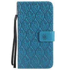 Wallet Flip Leather Case Stand Cover For Samsung Galaxy S3 S4 S5 S6 S7 S8 S9 S9+