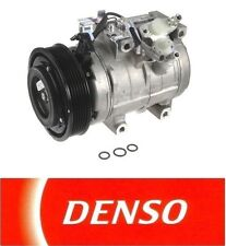 For 1998-2000 Toyota Sienna 3.0L 6cyl Denso OEM AC A//C Compressor NEW
