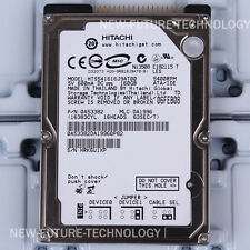 "HITACHI (HTS541616J9AT00) 160 GB HDD 2.5"" 8 MB 5400 RPM IDE Laptop Hard Disk"