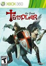 The First Templar - Crusade Inquisition XBOX 360 NEW