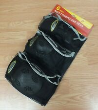 Forward (082071104) 6-Pc Adult Large Protective Gear Knee, Elbow, & Wrist Pads
