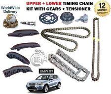 PER BMW X3 2.0D E83 F25 20D XD RIVE 2007- > SUPERIORE + inferiore