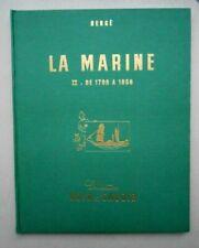 Album Chromos Collection Voir & Savoir/ La Marine Vol 2/ Timbre Tintin/ Complet