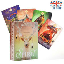 68PCS Tarot Cards for the Spirit Animal Oracle Deck PDF Guidebook Cards Book