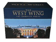 West Wing Complete Seasons 1-7 5051892007504 DVD Region 2