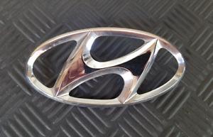 OEM Hyundai Body/Dash Emblem. 13cm