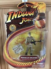 Indiana Jones Action Figures: Russian Soldier 'Kingdom Of The Crystal Skull'