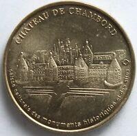 JETON MDP CHATEAU DE CHAMBORD 1998
