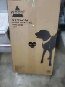 Bissell SpinWave PET Hard Floor Spin Mop 20399