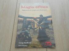 PENDRAGÓN - Magia Céltica 1ª ed. - juego de rol - JOC Internacional - Precintado