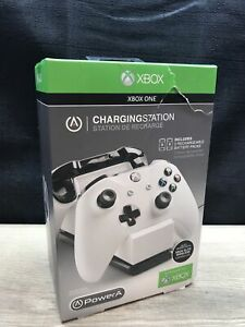 NEW SEALED(Power A) Charging Dock Station for Xbox One Controllers - White
