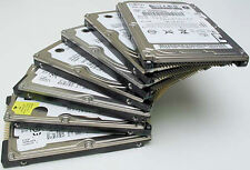 "Lot of 4 pcs 30GB IDE 2.5"" laptop hard drives Free Shipping"