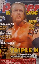 Power Wrestling 5/2005 WWE WWF TNA Triple-H