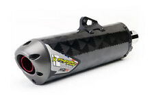 2010 Honda CRF250R Two Brothers M2R Slip On Exhaust - Carbon Fiber CRF 250R