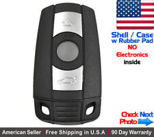 1x New Replacement Keyless Entry Remote Key Fob Case For BMW KR55WK49123 - Shell