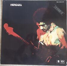 "33T Jimi HENDRIX Vinyle LP 12"" BANDA DE GITANOS -QUIEN SABE Rock CAPITOL 472"