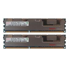 16GB Kit 2x 8GB HP Proliant BL28C BL2X220C DL160 DL170E SL160Z G6 Memory Ram
