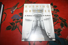 Rushing the Growler: A History of Brewing in Buffalo by Stephen R Powell- Signed