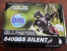 ASUS 8400GS Silent ~ 1GB DDR3 w/OdB cooling