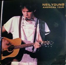 LP - Neil Young ‎– American Tour 1978 (VG+ / VG+)