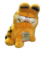 "VINTAGE Garfield Limited Edition 10 Year ""The Year Of The Party"" Plush"