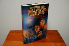 Star Wars: The New Rebellion by Kristine Kathryn Rusch (1996 Hardcover 1st VG+)
